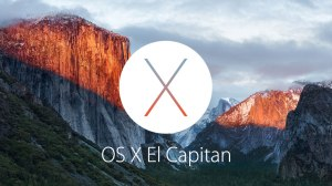Logo OS X El Capitan