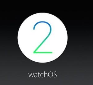 Logo watchOS 2